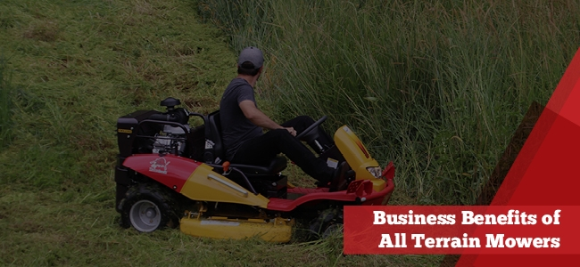 Business benefits of all terrain mowers